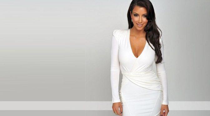 Платья Ким Кардашьян