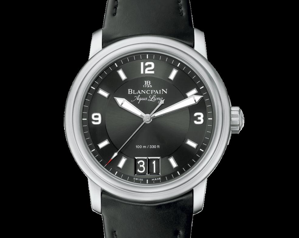 Часы Blancpain Léman как у Путина