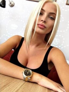 Сколько стоят часы Алёны Шишковой