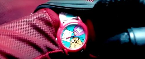 Часы как у Дедпула