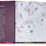 Как сделать дневник как у Виолетты