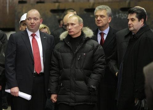 Куртка Аляска Путина