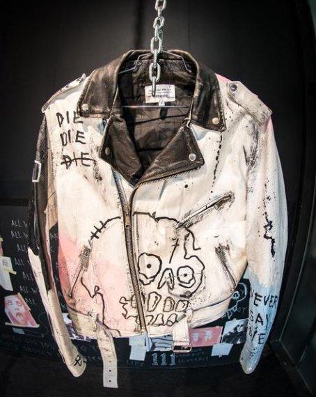куртка как у Лил Пип в клипе