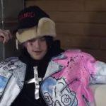 Куртка как у Лил Пипа