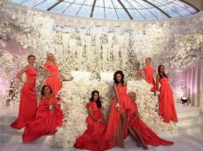 Дизайнер свадебного платья Бородиной
